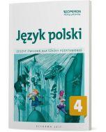 Język polski 4. Zeszyt ćwiczeń