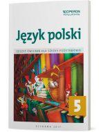 Język polski 5. Zeszyt ćwiczeń