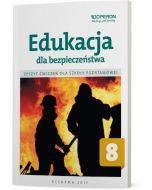 Edukacja dla bezpieczeństwa 8. Zeszyt ćwiczeń