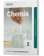 Podręcznik Chemia. Klasa 2. Zakres podstawowy. Liceum i technikum