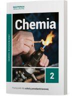 Podręcznik Chemia. Klasa 2. Zakres rozszerzony. Liceum i technikum