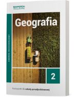 Podręcznik Geografia. Klasa 2. Zakres rozszerzony. Liceum i technikum