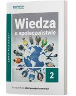 Podręcznik Wiedza o społeczeństwie. Klasa 2. Zakres rozszerzony (zawiera treści z zakresu podstawowego). Liceum i technikum