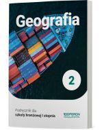 Podręcznik Geografia. Klasa 2. Szkoła branżowa I stopnia
