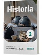 Podręcznik Historia. Klasa 2. Szkoła branżowa I stopnia