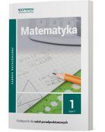 Podręcznik Matematyka. Klasa 1. Część 2. Zakres rozszerzony. Liceum i technikum
