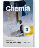 Podręcznik Chemia. Klasa 3. Szkoła branżowa I stopnia