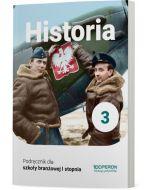Podręcznik Historia. Klasa 3. Szkoła branżowa I stopnia