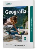 Podręcznik Geografia. Klasa 3. Zakres podstawowy. Liceum i technikum