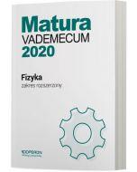 okladka vademecum fizyka matura 2020 zakres rozszerzony