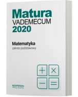 okladka vademecum matematyka matura 2020 zakres podstawowy