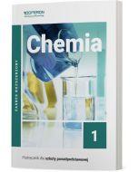 okladka podrecznika chemia szkola ponadpodstawowa 1 klasa zakres rozszerzony