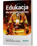 okladka podrecznika edykacja dla bezpieczenstwa szkola ponadpodstawowa klasa 1 szkoly branzowej