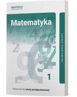okladka podrecznika matematyka szkola ponadpodstawowa 1 klasa zakres podstawowy