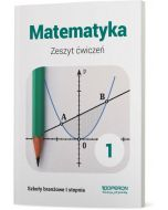okładka zeszyt cwiczen matematyka szkoly branzowe 1 stopnia