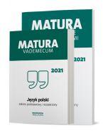 Matura. Język polski. Pakiet 2021. Zakres podstawowy i rozszerzony