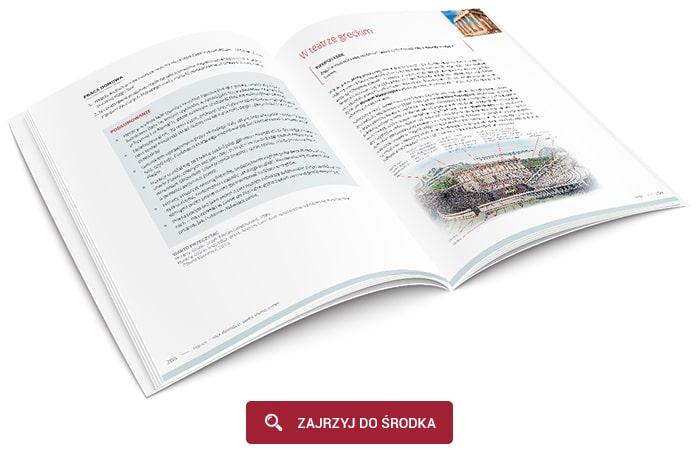 podrecznik jezyk polski szkola ponadpodstawowa 1 klasa przykladowe strony czesc 1-zakres podstawowy i rozszerzony-linia 2