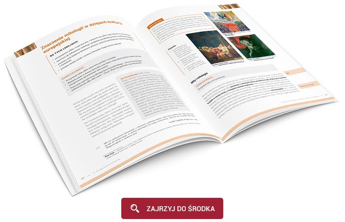 podrecznik jezyk polski szkola ponadpodstawowa 1 klasa przykladowe strony