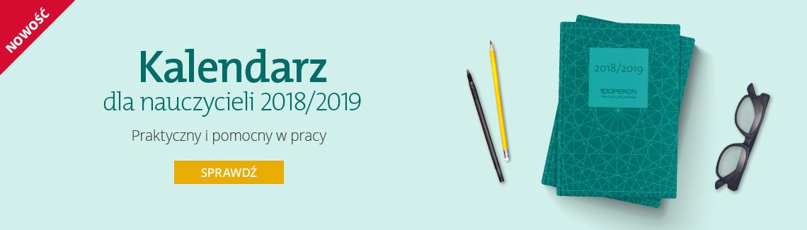 Kalendarz dla nauczyciela 2018-2019